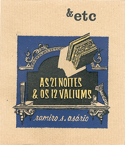 As 21 Noites e os 12 Valiums
